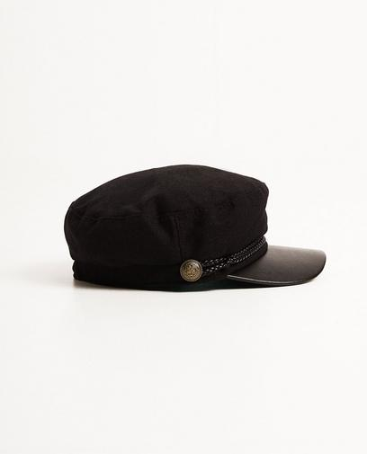 Casquette style militaire